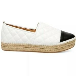 Steve Madden | Palamo Quilted Cap Toe Espadrille